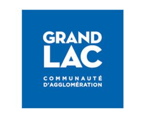 Logo grand lac