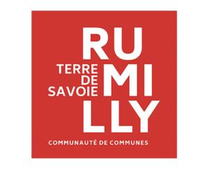 Logo rumilly terre de savoie